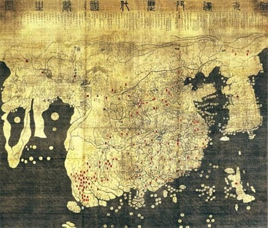 Maps of Central Asia/the Silk Road Map Of Ancient Japan Civilization Html on